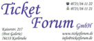 Logo Ticket Forum